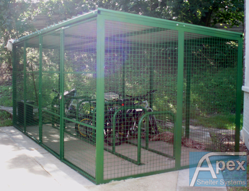 Omega Cycle Cage