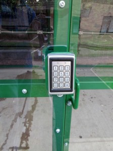 Digital Keypad - Coded Lock