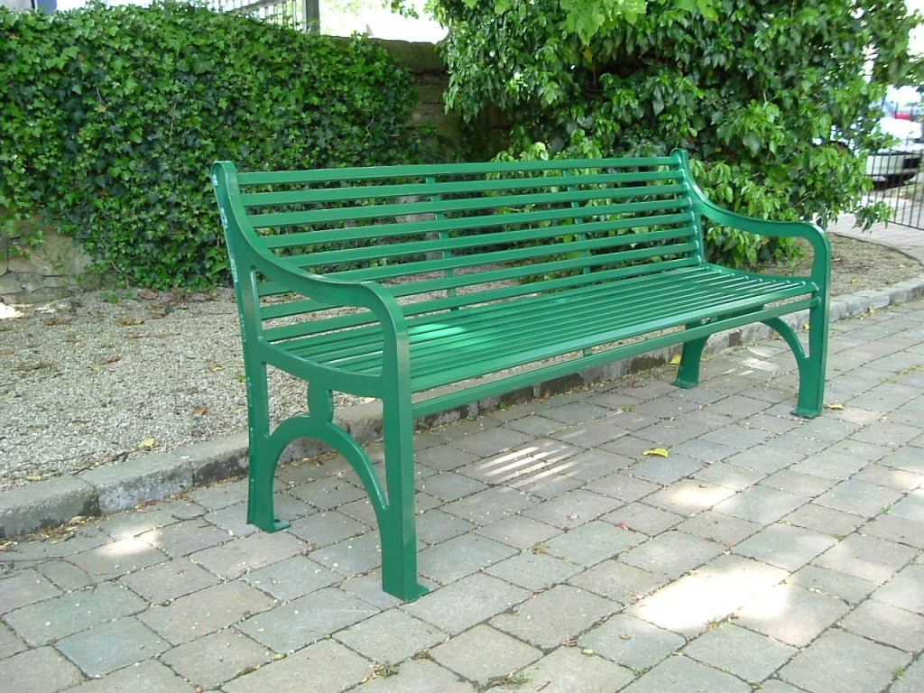 Kappa Anti Vandal Bench