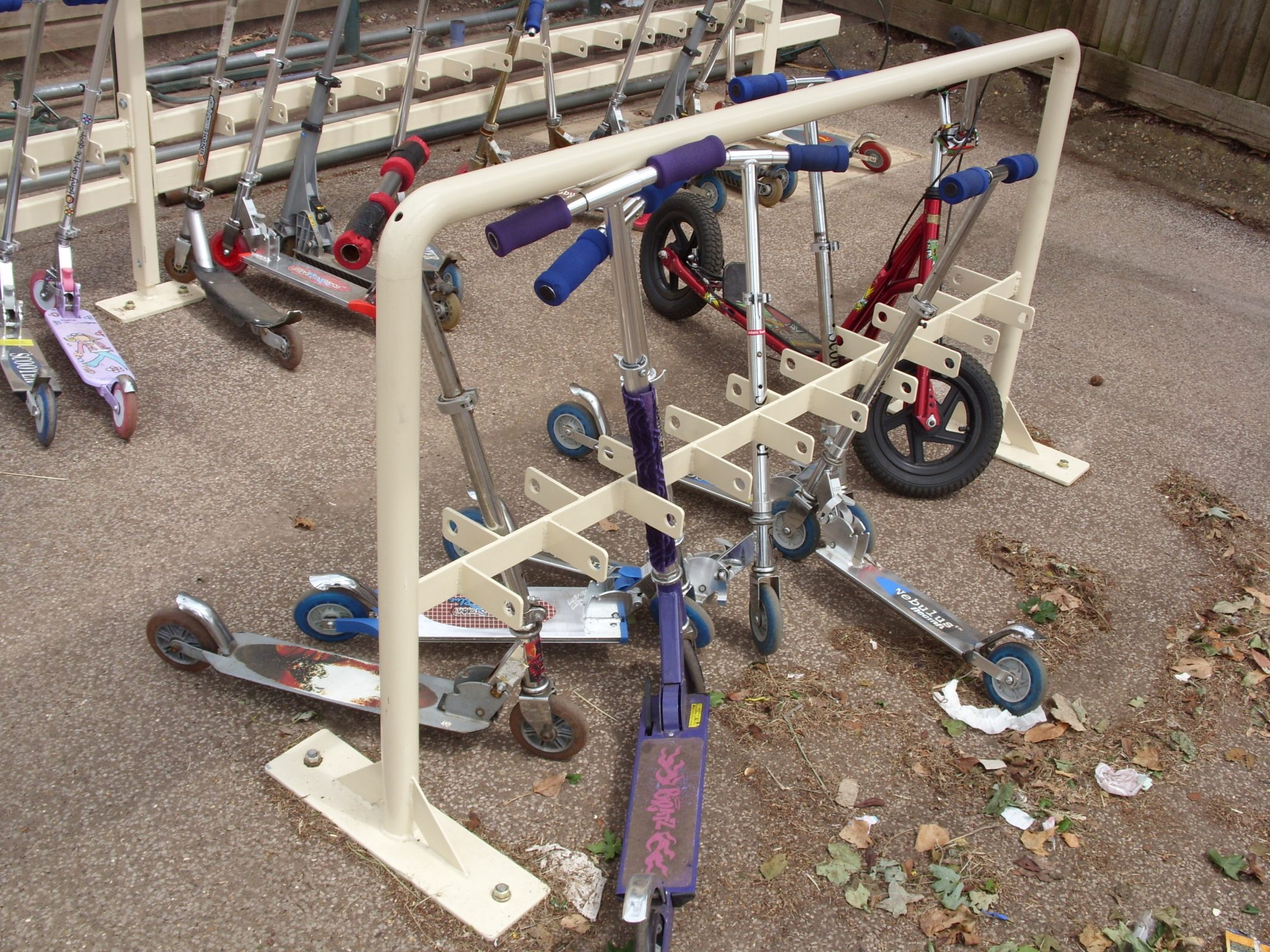 images of shoe racks
