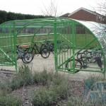Alpha Opposing Bike Compounds