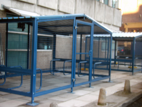 Bike Cage