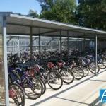 Gamma Bike Shelter