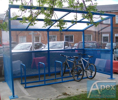 Castor Cycle Shelter