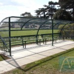 Waiting Shelters and Pedestrian Shelters