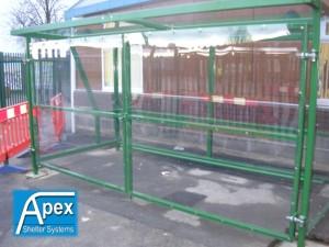 Secure Theta Pram Compound - Apex Shelters