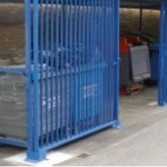 Wheelie Bin Storage Shelters