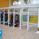 Eta Buggy Shelters and Pram Store