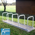 Toastrack Sheffield Bike Rack – NU Range