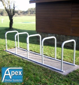 Toastrack Sheffield Bike Rack - NU Range