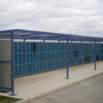 Locker Shelters