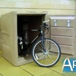Byke Bin Cycle Lockers