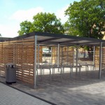 Gullwing Cycle Shelters – Apex Shelters