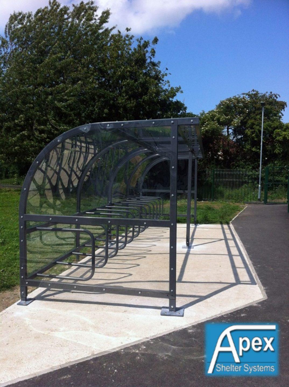 Hera Bike Shelter