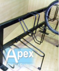 High Low Cycle Racks
