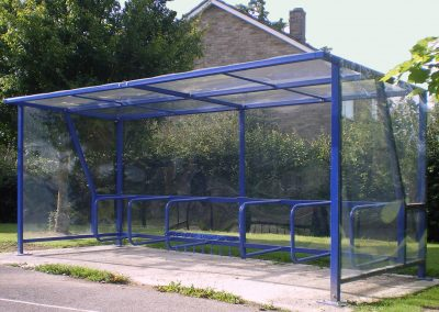 Theta Tbep iR and Scooter Shelter2 (2)