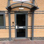 Leigh Entrance Canopy